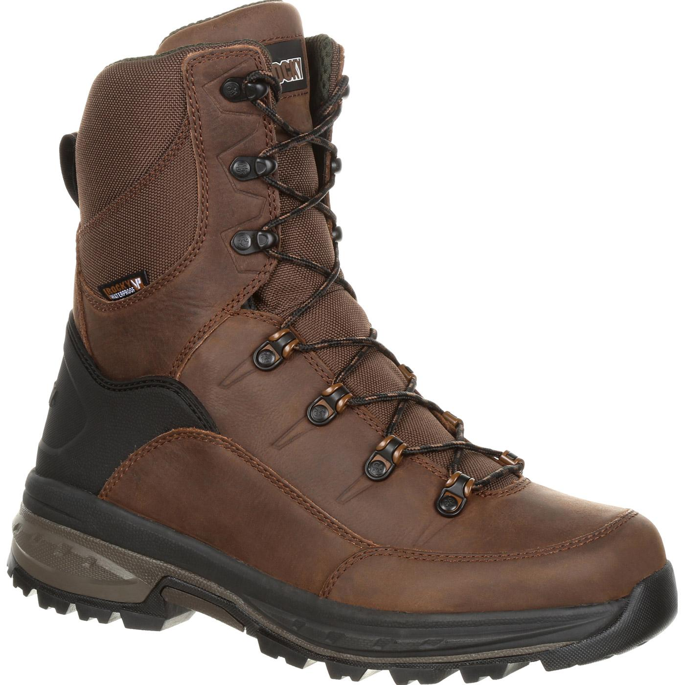 7206999ee1 Rocky Grizzly Waterproof 200g Insulated Outdoor Boot