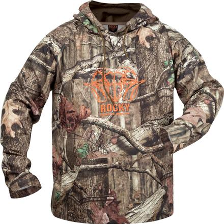 Rocky Athletic Mobility Logo Hoodie, Mossy Oak Break Up Infinity, large
