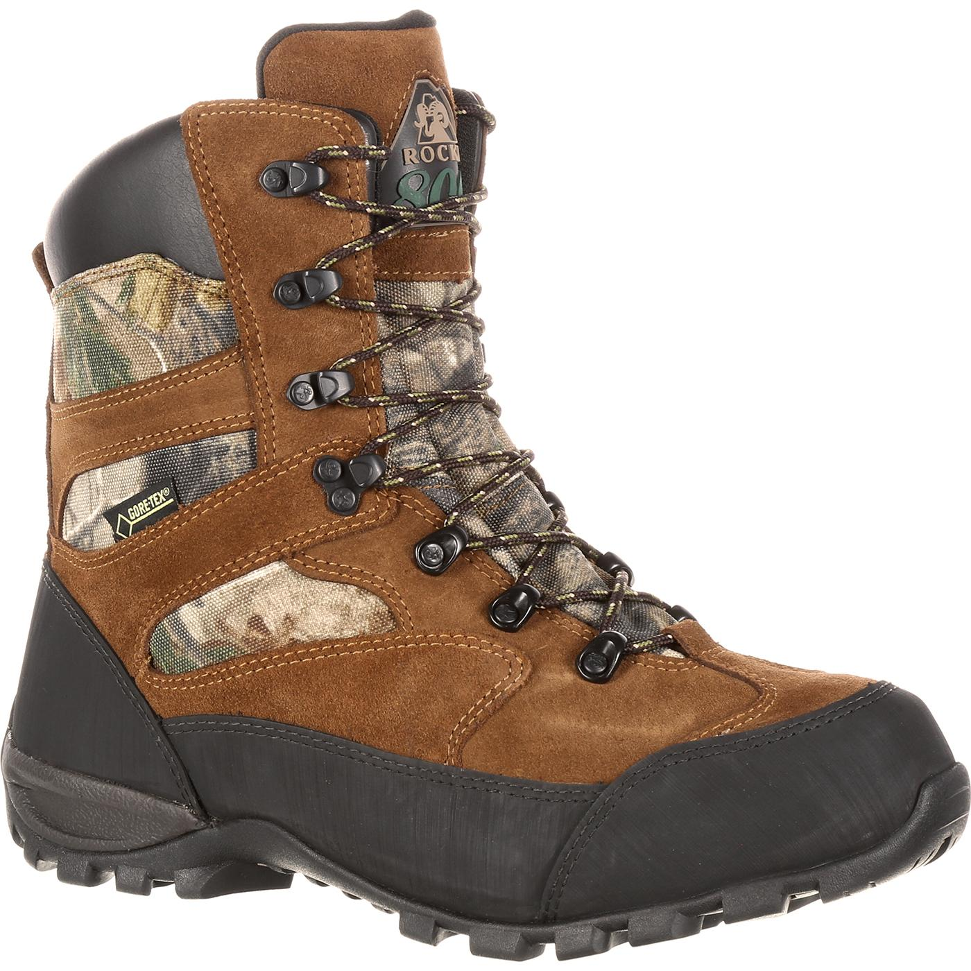 Rocky Boots Gore Tex Waterproof Insulated Outdoor Boot