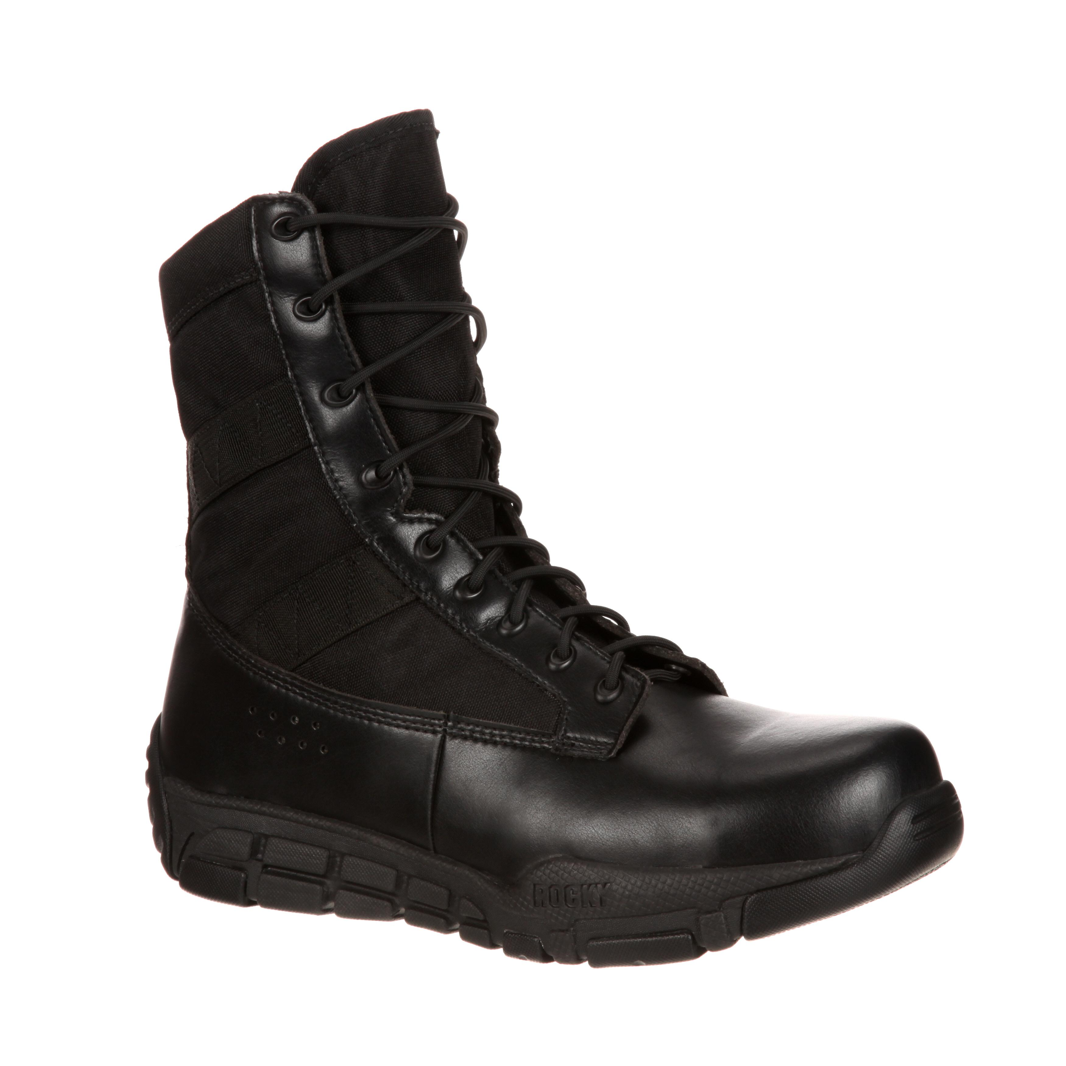 Rocky C4T Composite Toe Duty Boots, #RKYD020