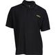 Rocky Logo Short-Sleeve Polo Shirt, BLACK, small