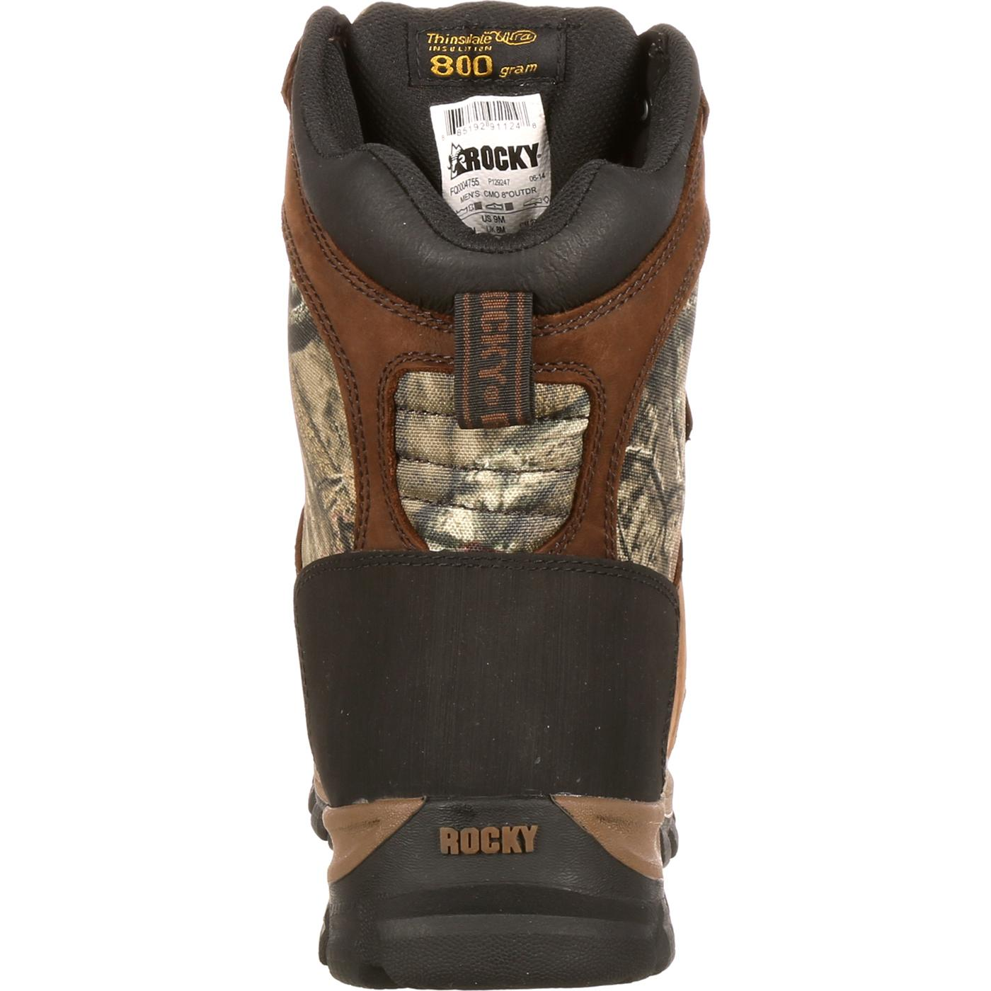 Rocky Core Waterproof Insulated Outdoor Boot - Style #4755