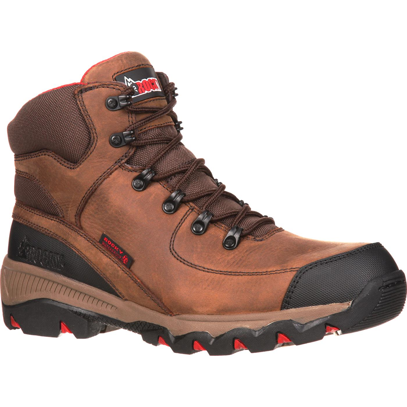 Men's Rocky Composite Toe Waterproof Work Boots RKYK102