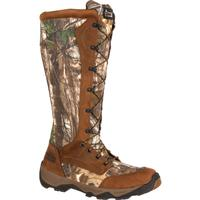 Rocky Retraction Waterproof Lace-Up Snake Boot, , medium