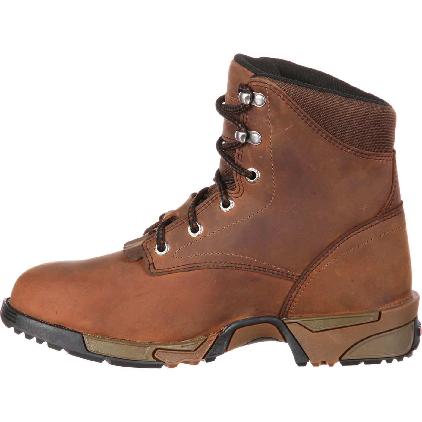 Rocky Women's Aztec Steel Toe Work Boot, style #RKK0138