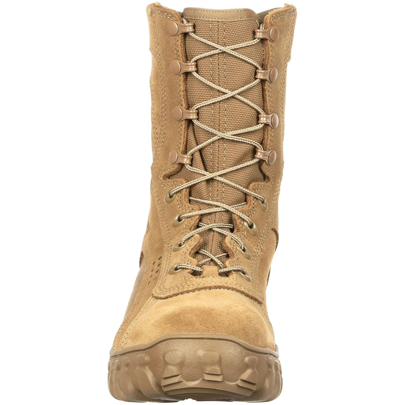 b45b9058e3a Rocky S2V Steel Toe Tactical Military Boot