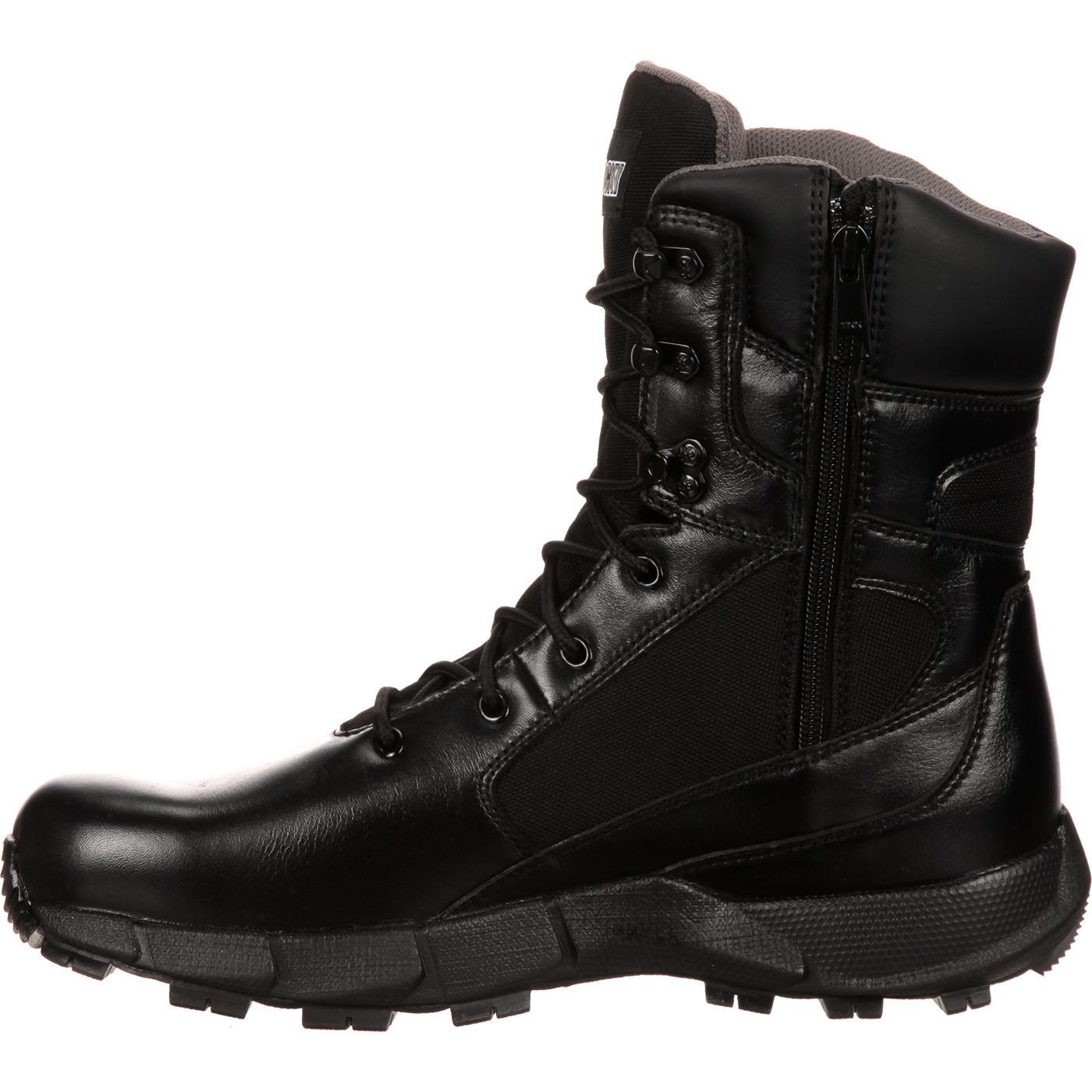 Rocky Broadhead Waterproof Side Zip Duty Boot Rkyd015