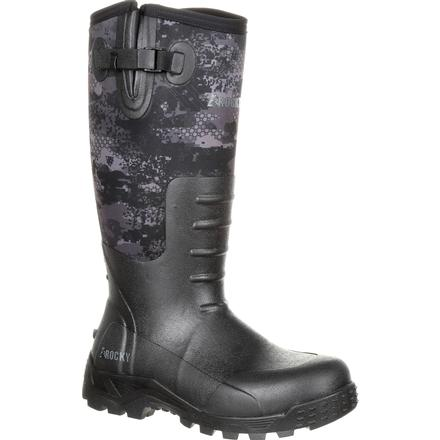 Rocky Sport Pro Rubber Waterproof Outdoor Boot, , large