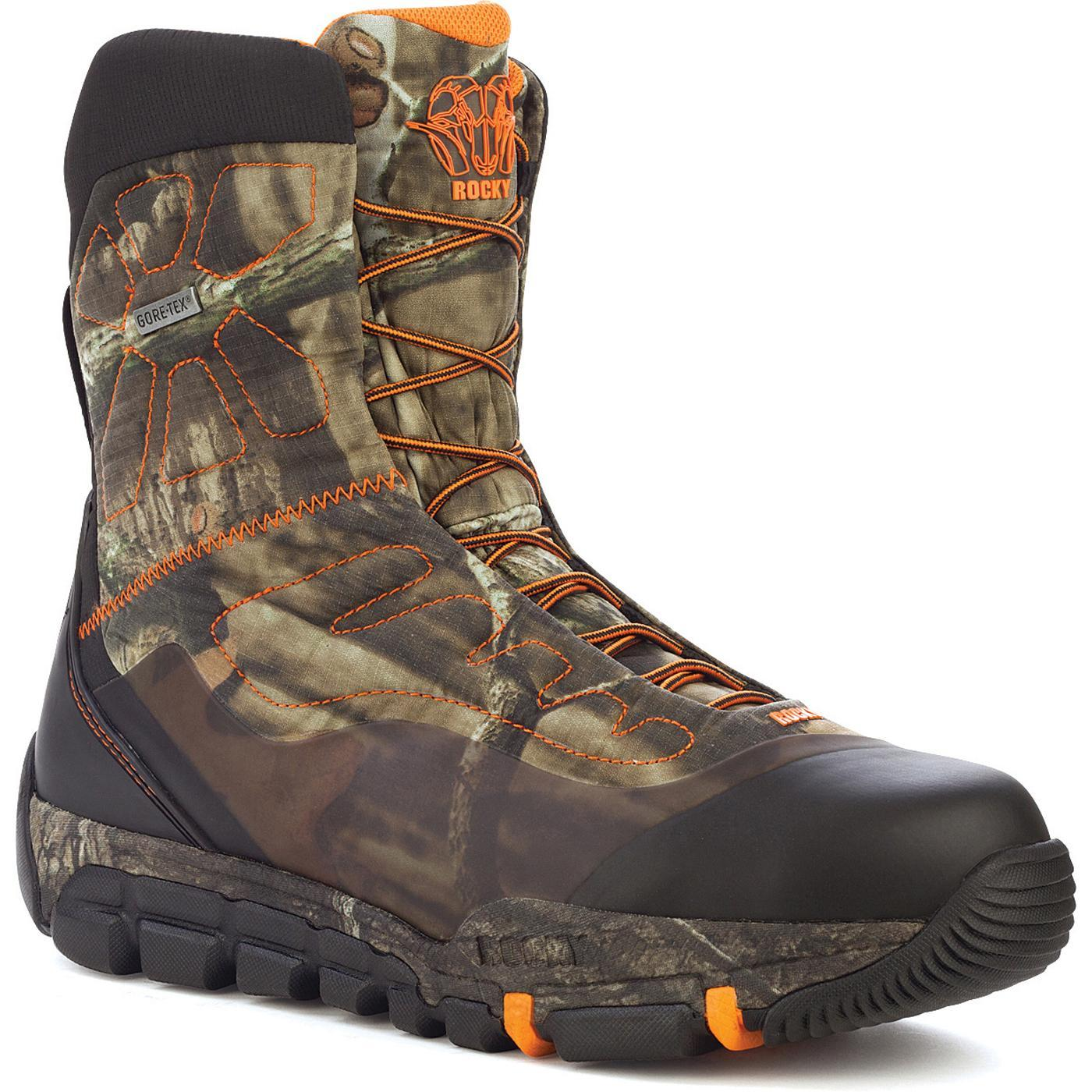 Rocky Athletic Mobility: Men's Insulated GORE-TEX® Camouflage L3 ...