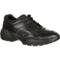 Rocky 911 Athletic Oxford Public Service Shoes, BLACK, medium
