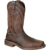Rocky Riverbend Composite Toe Waterproof Western Boot, , medium