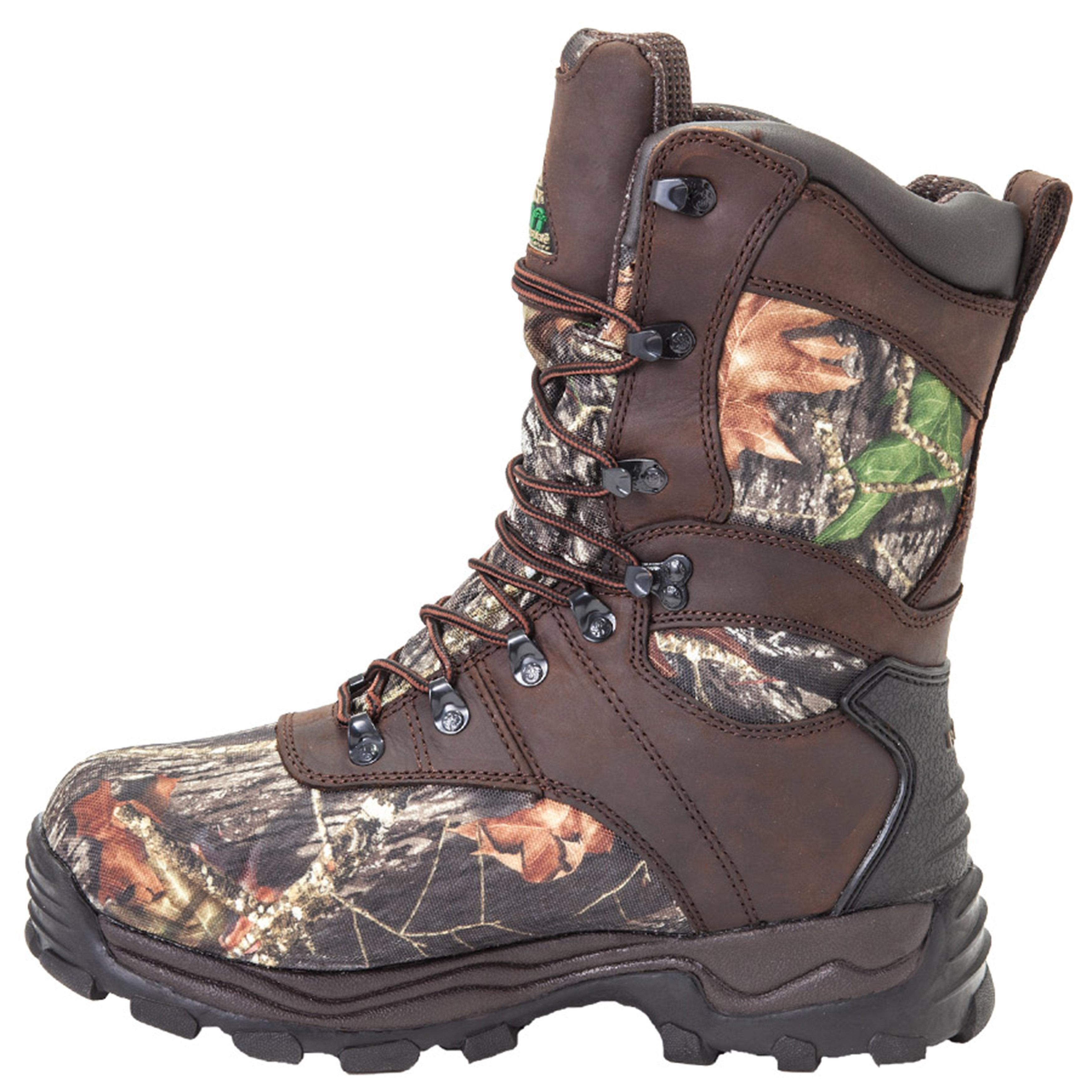 Rocky Sport Utility Men's Insulated Waterproof Camo Boot