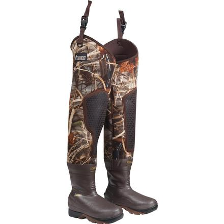 Rocky Waterfowler MudSox Waterproof Insulated Hip Boot, , large