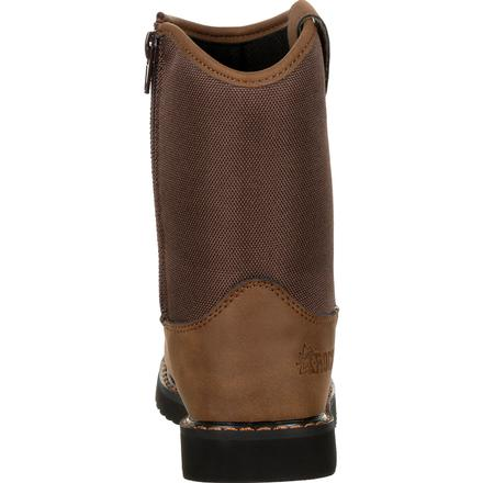 Rocky Big Kids Lil Ropers outdoor boot