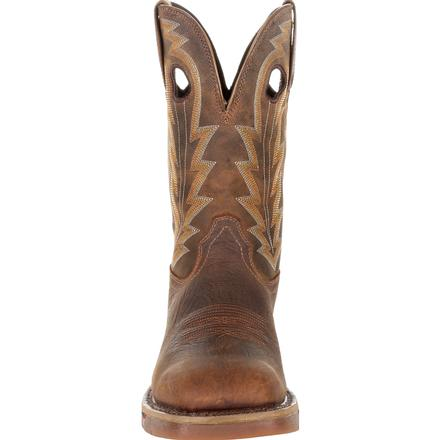 "Rocky Long Range 11"" Waterproof Western Boot, , large"