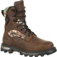 Rocky BearClaw FX 800G Insulated Waterproof REALTREE® Camo Outdoor Boot, , medium