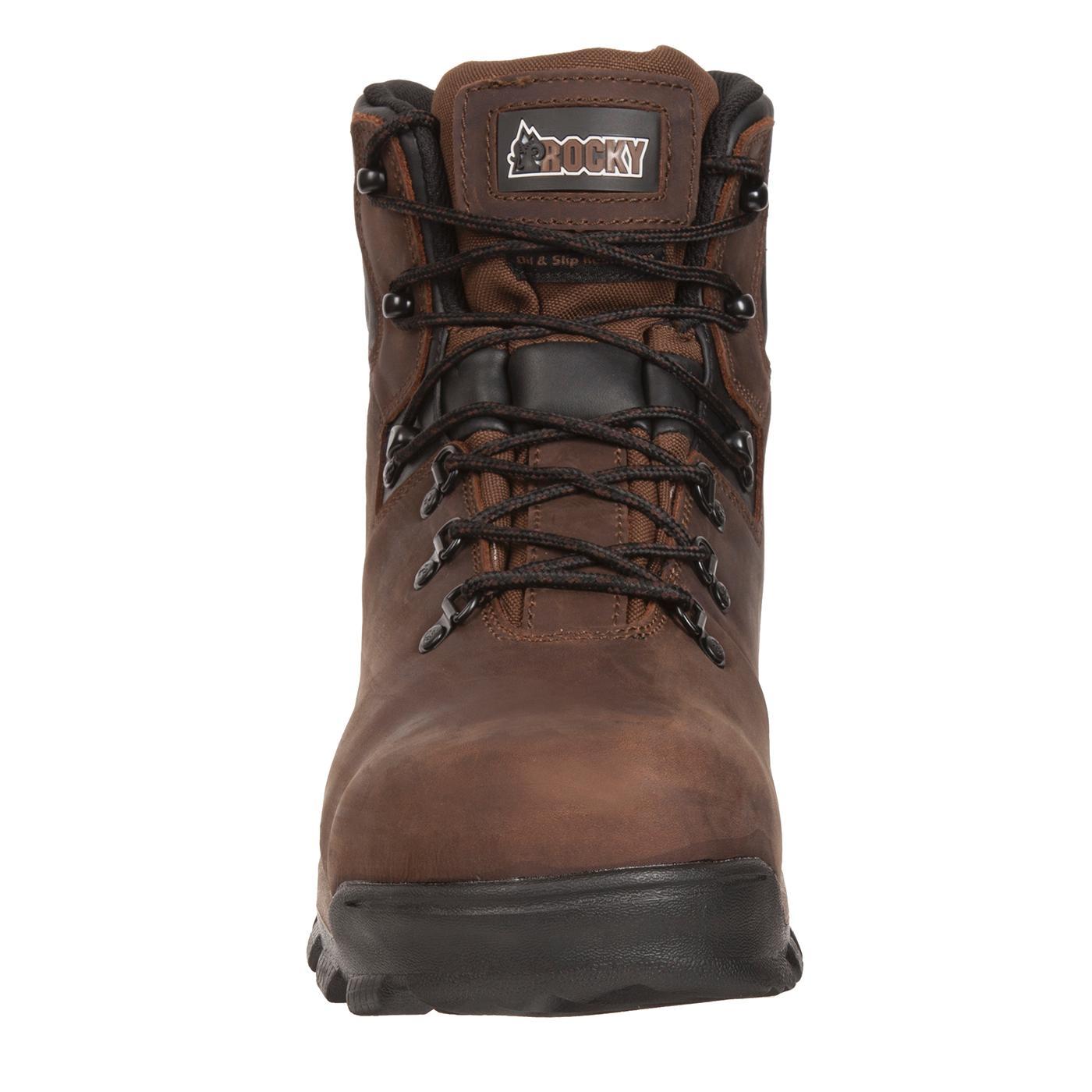 Rocky Core: Men's Waterproof Hiking Work Boots, style #2421