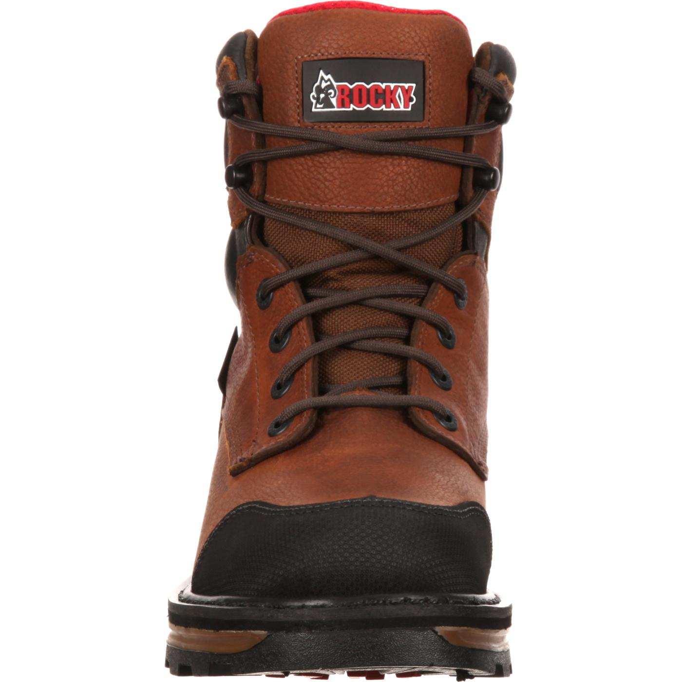 5053cffdcae Rocky Elements Dirt Steel Toe Waterproof Work Boot