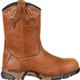 Rocky Aztec Women's Composite Toe Waterproof Work Pull-on Boot, , small