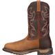 Rocky Original Ride Branson Roper Steel Toe Western Boots, , small