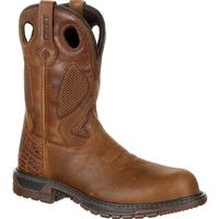Rocky Original Ride FLX Composite Toe Western Boot, , medium