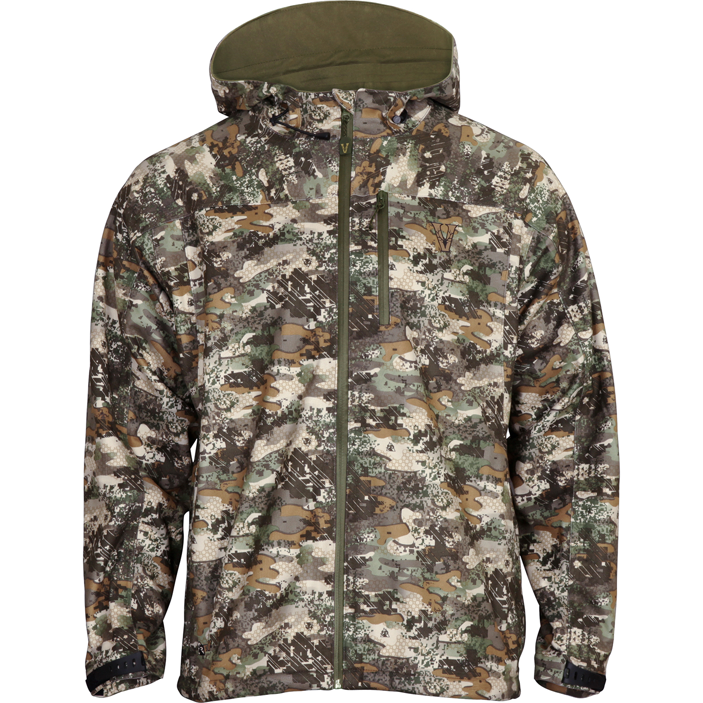 Insulated jackets temperature