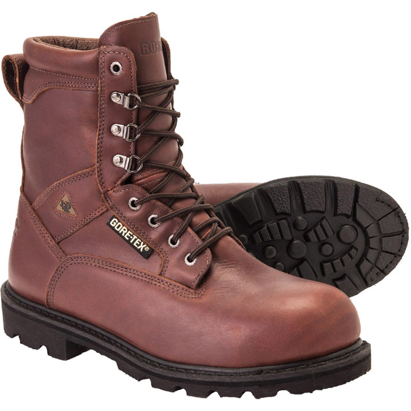6224 Rocky Ranger Steel Toe Gore Tex 174 Work Boots