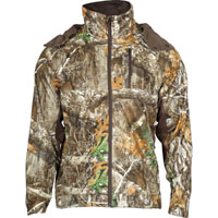 Rocky Stratum Waterproof Jacket, Realtree Edge, medium