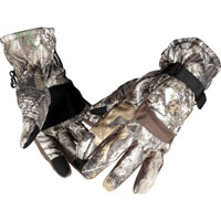 Rocky Athletic Mobility Level 3 Waterproof Glove, Realtree Edge, medium