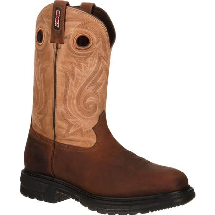 Rocky Original Ride Composite Toe Waterproof 400G Insulated Western Boot, , large