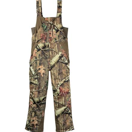 Rocky Athletic Mobility Midweight Level 3 Bibs, Mossy Oak Break Up, large