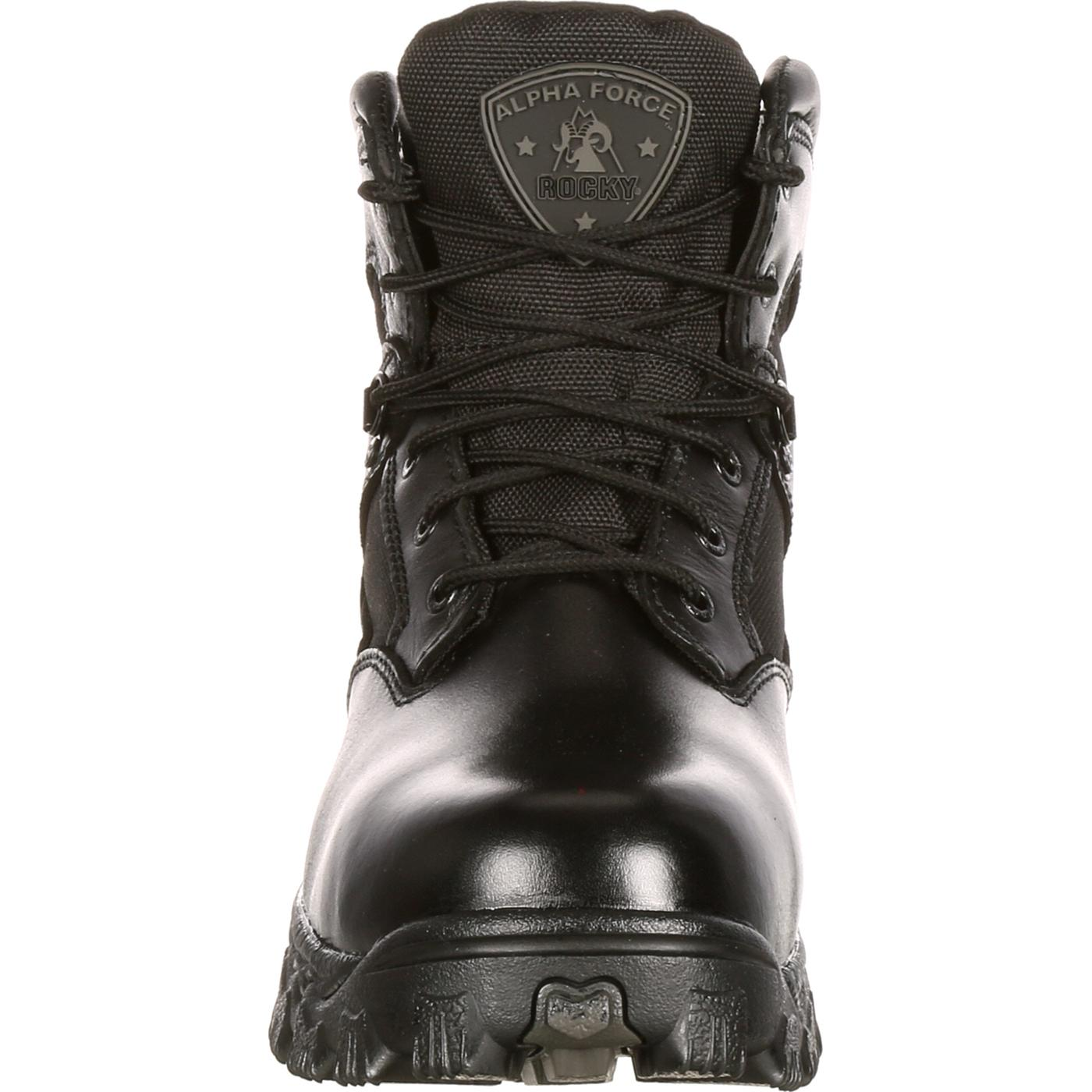aacbd76cba5 Rocky Alpha Force Composite Toe Waterproof Public Service Boot