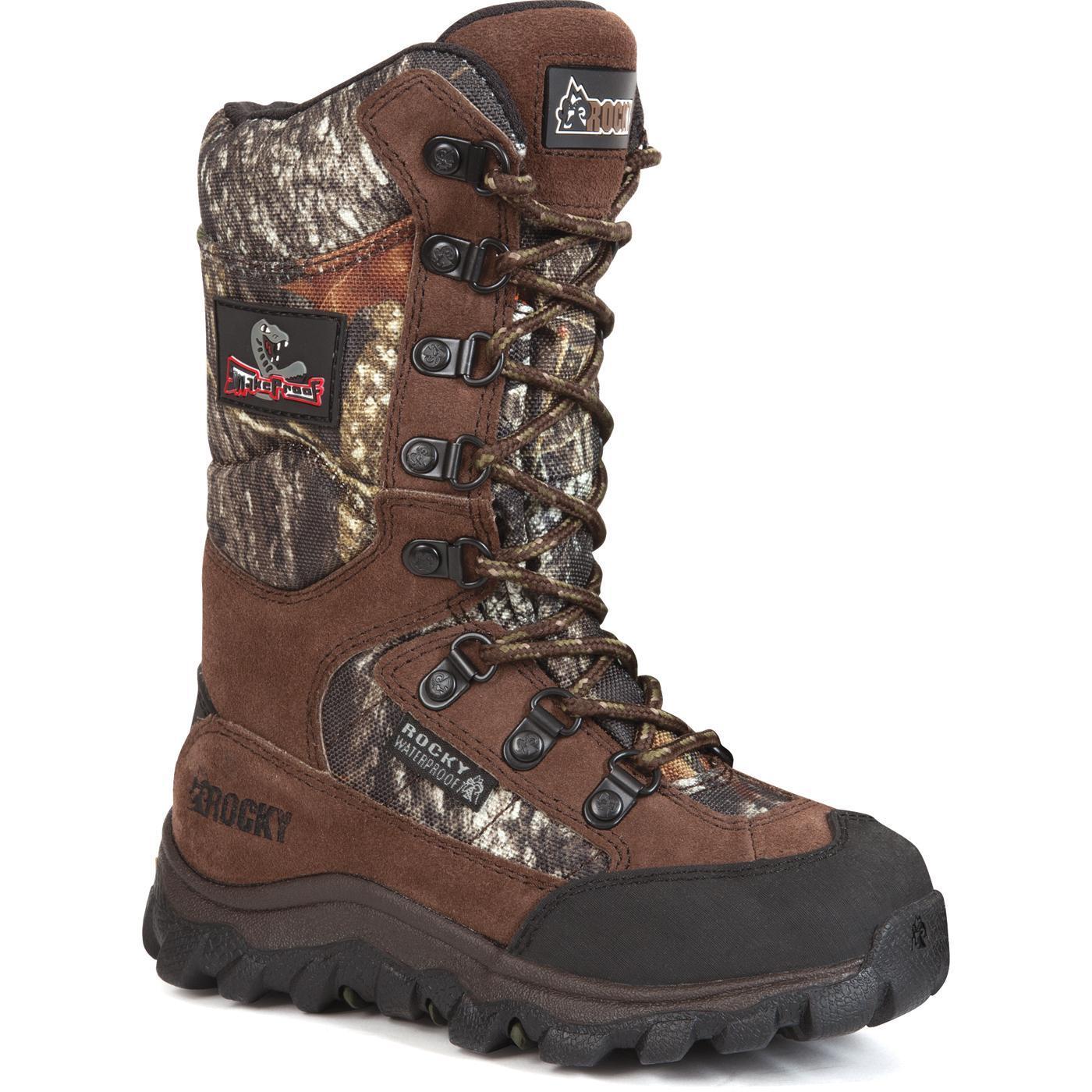 ad09572f9d2 3679 Rocky Lynx Waterproof Kid s Outdoor Boots