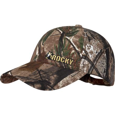 Rocky Camo Work Hat, , large