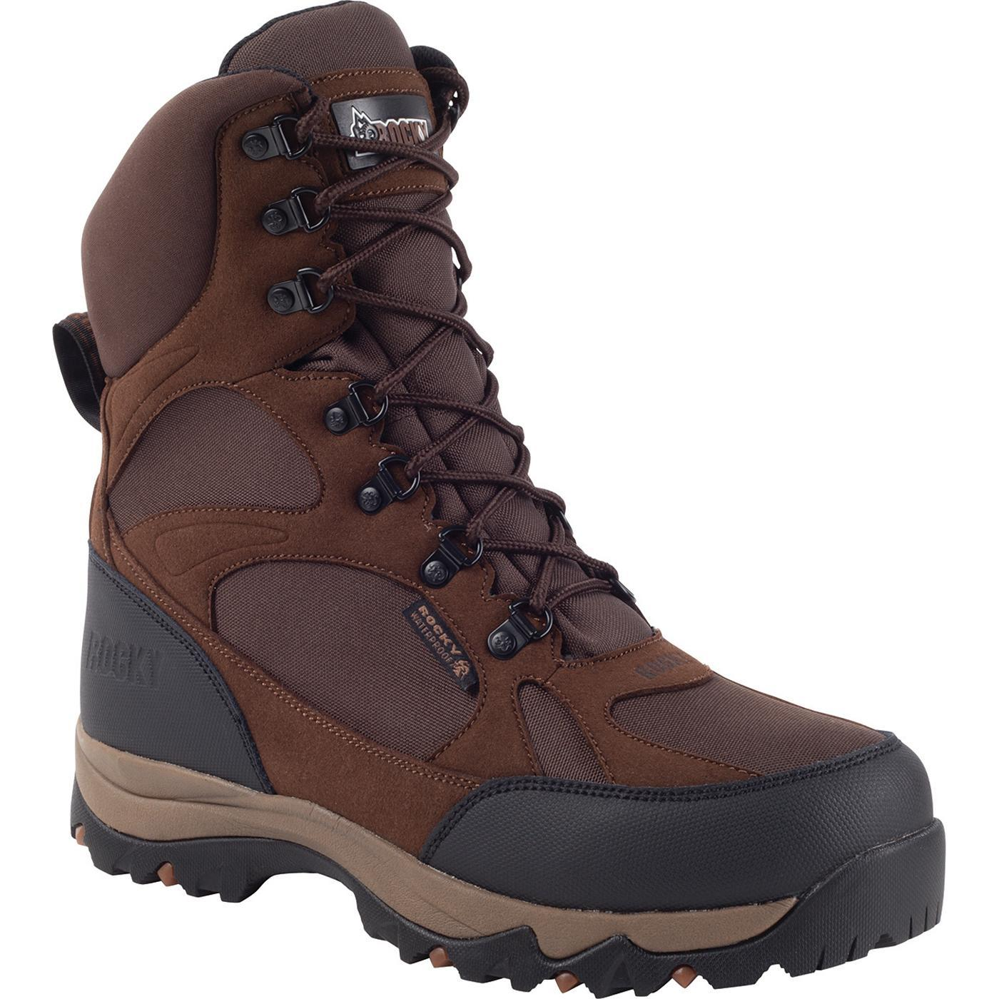 cbf1484072f Rocky Core Hiker Waterproof Insulated Boot
