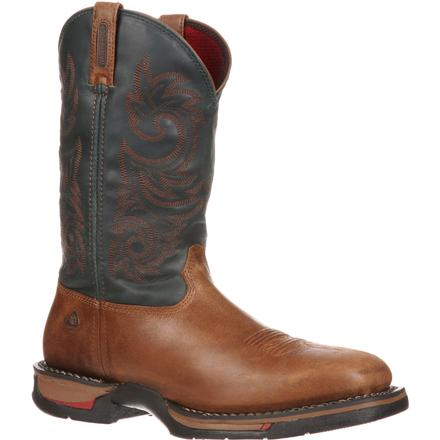 Rocky Long Range Waterproof Western Boot, , large