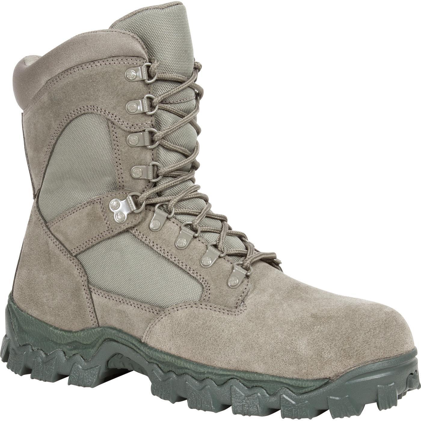d5a1b9d6b17 Rocky Alpha Force Composite Toe Sage Green Boot