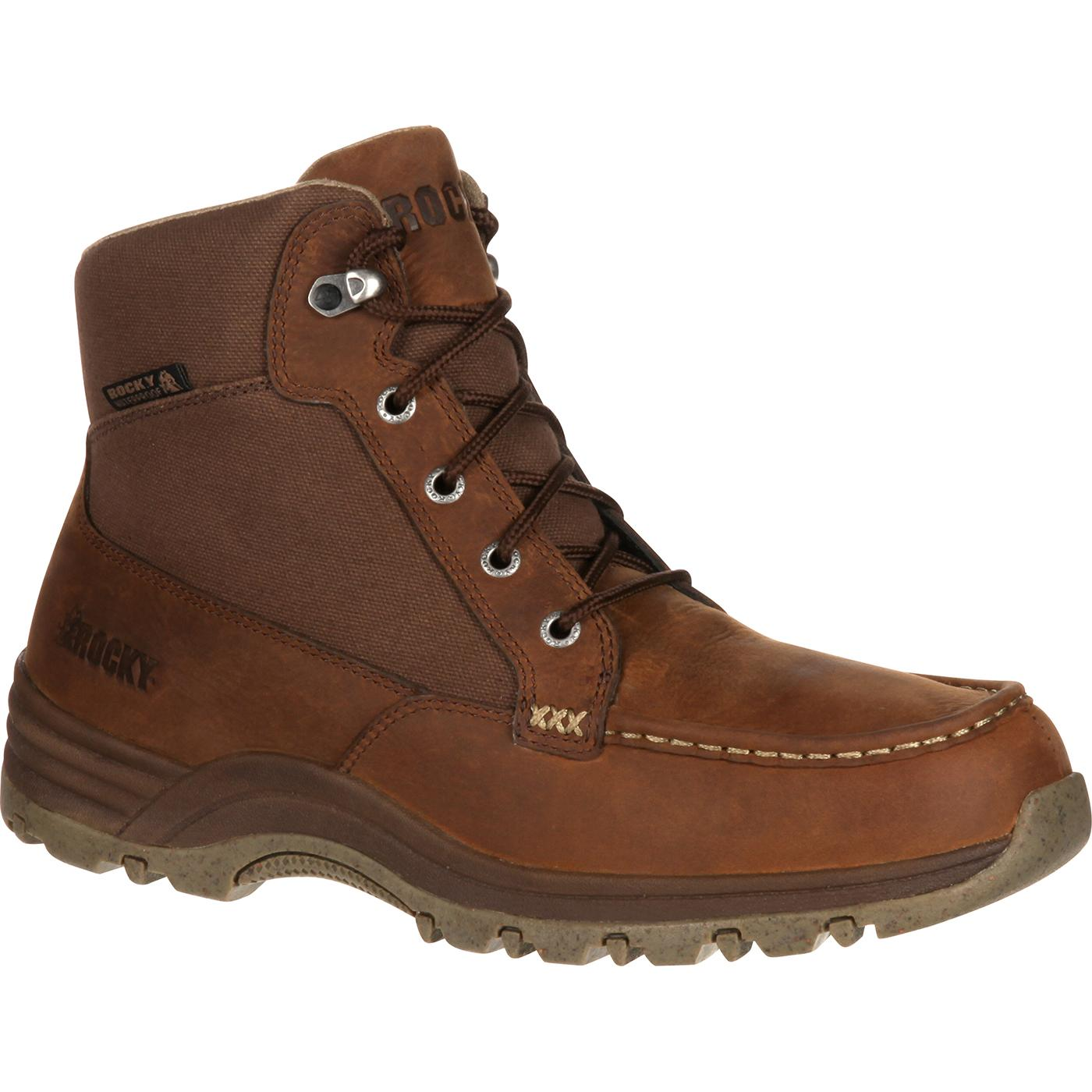 Rocky Lakeland Men S Waterproof Hiker Boot Style Rks0201
