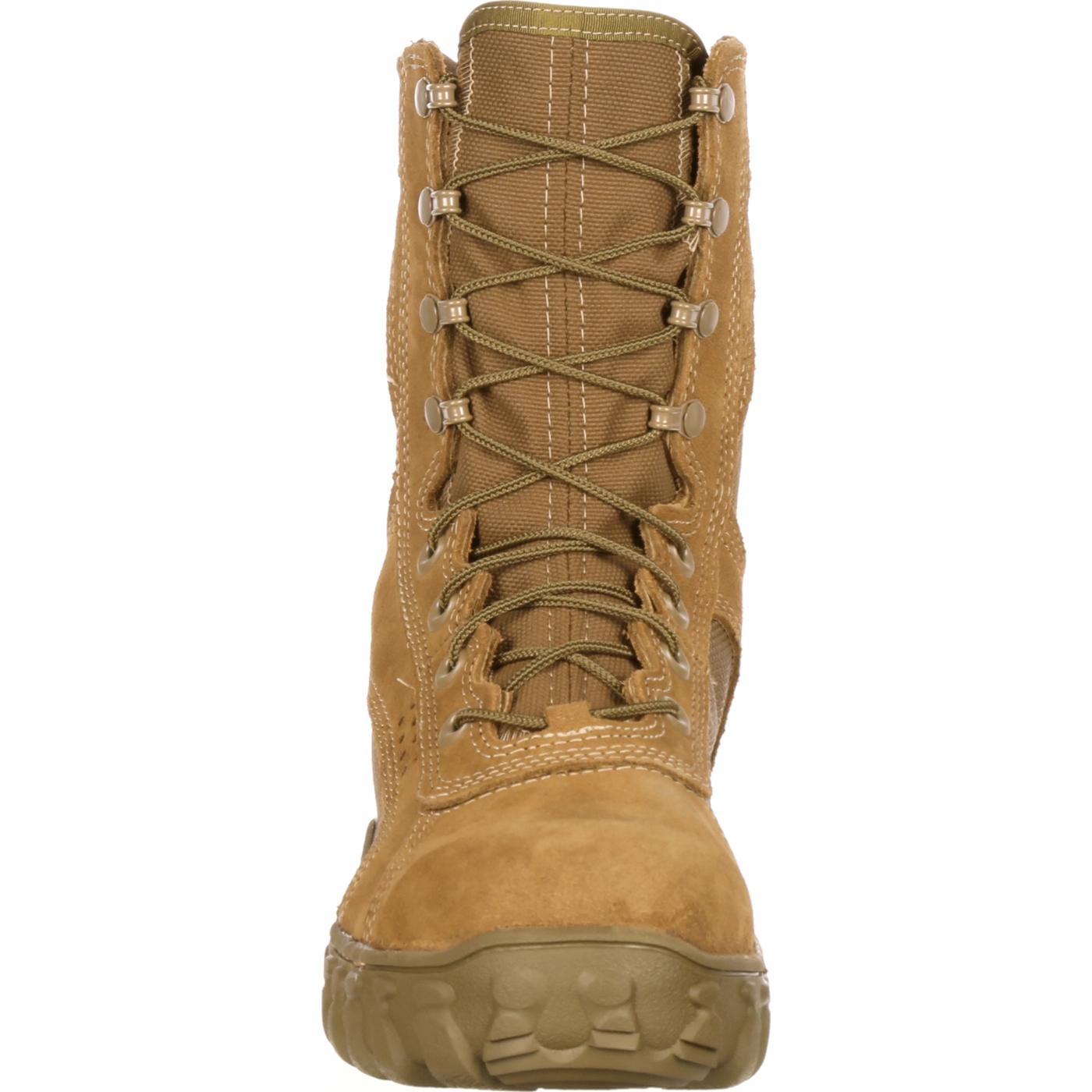 Rocky S2V Steel Toe Military Boot - Work Boot