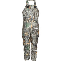 Rocky Stratum Insulated Waterproof Bibs, Realtree Edge, medium