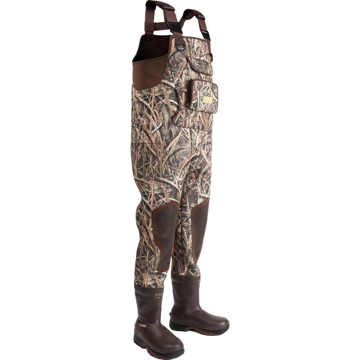 3f5a478ce2e Rocky Waterfowler Waterproof 1000G Insulated Wader