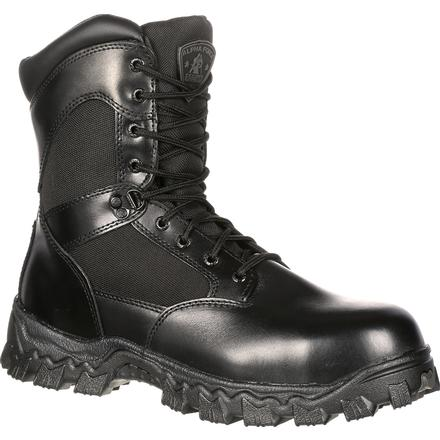 Rocky Alpha Force Waterproof 400G Insulated Public Service Boot, , large