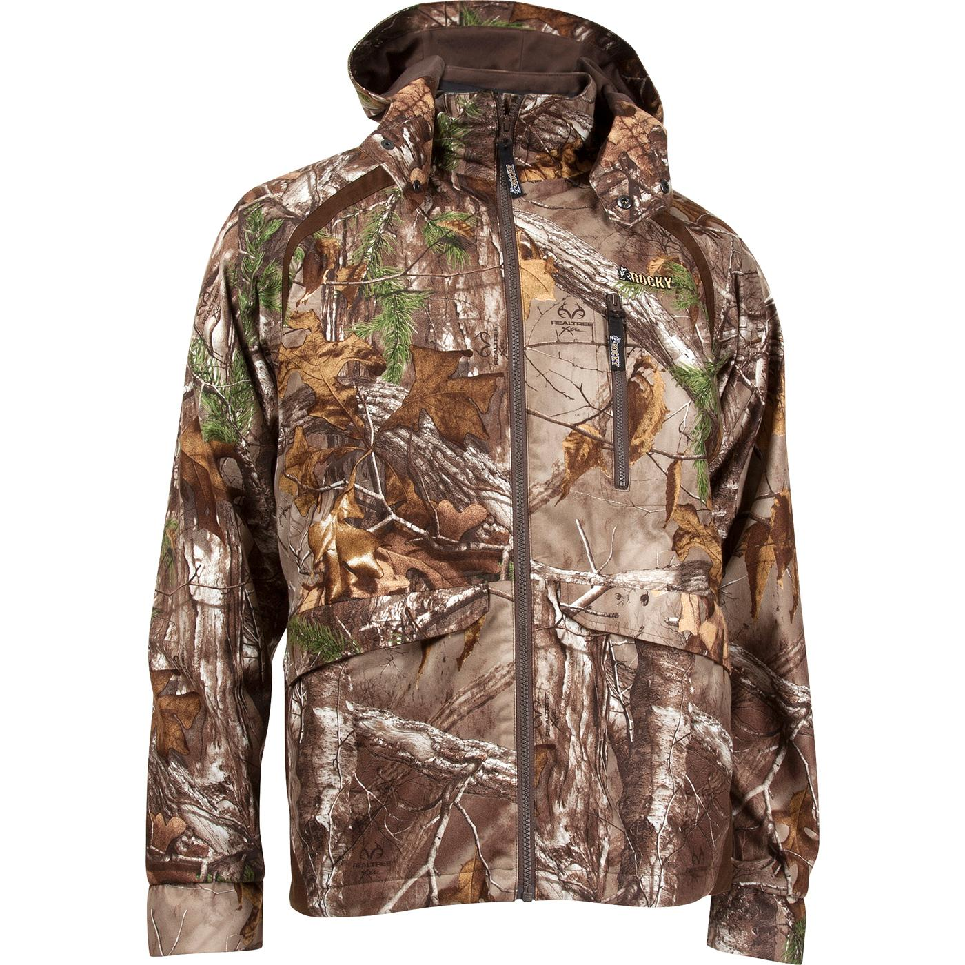 c850f3df50f77 Rocky ProHunter Waterproof Convertible Outdoor Parka, Rltre Xtra, large
