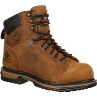 Rocky IronClad Waterproof Steel Toe Work Boots, , medium
