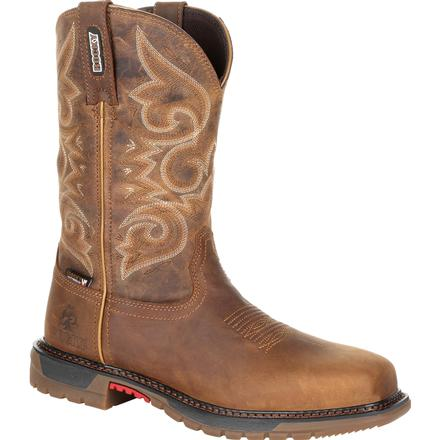 Rocky Original Ride FLX Women's Composite Toe Waterproof Western Boot