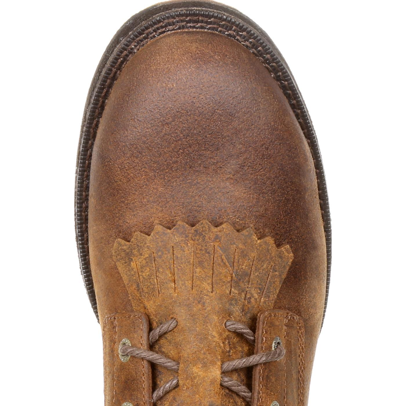 8b21c09e91f Rocky Renegade Steel Toe Lacer Western Boot