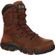 Rocky Bigfoot Steel Toe Waterproof Work Boot, , small