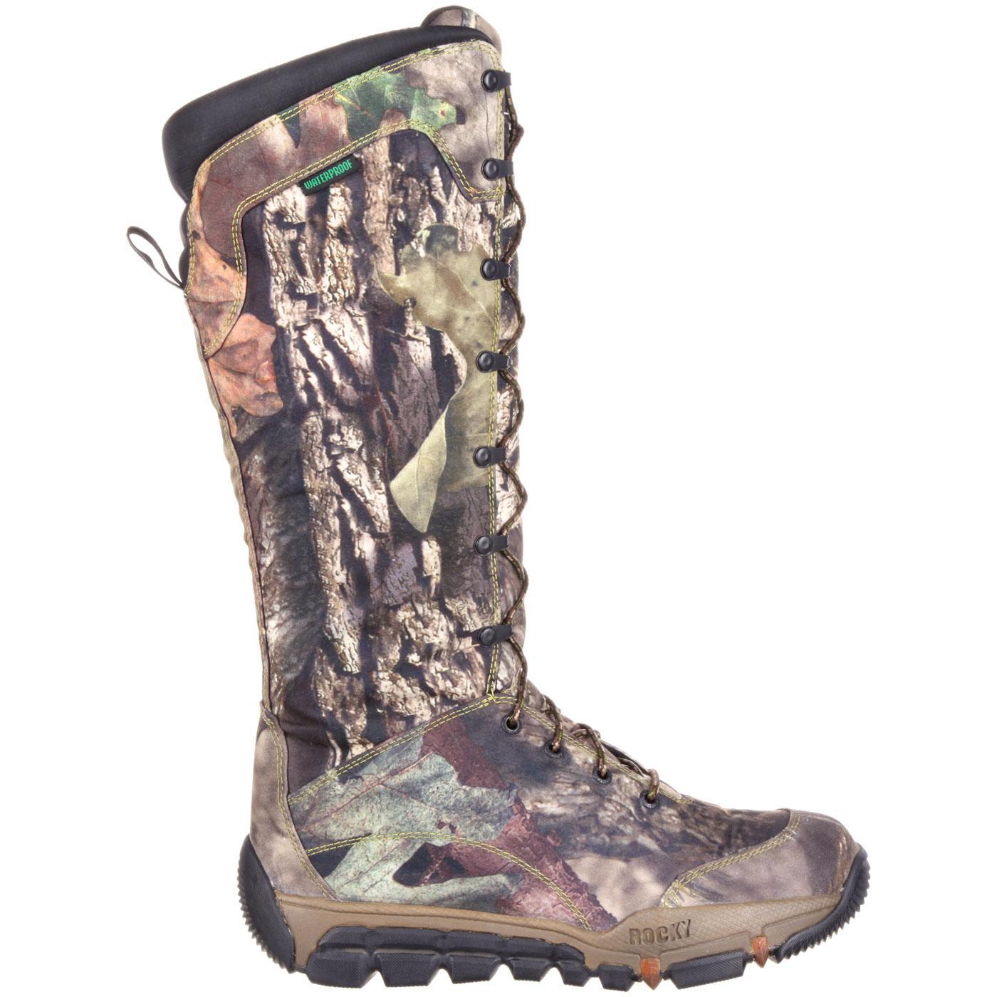 Rocky Gameseeker Waterproof Camouflage Snake Boot, style #RKS0225IA