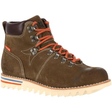 Rocky X Poler Men's Original Hiker Boots (Brown)