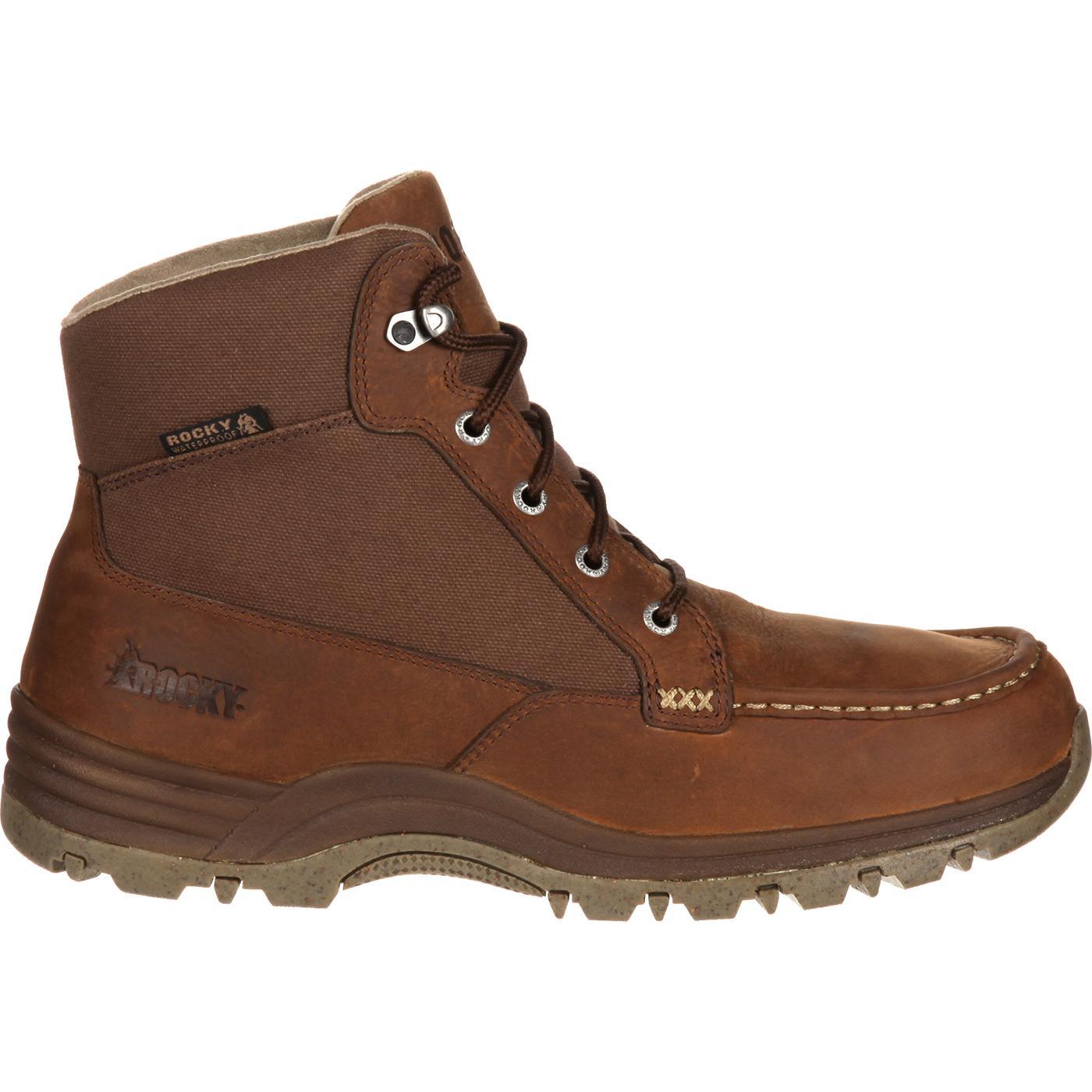 Rocky Lakeland Men S Waterproof Hiker Boot Style Rks0201